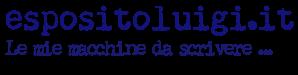 Esposito Luigi Collezione privata di macchine da scrivere